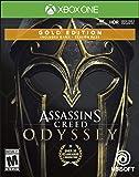 Assassins Creed Odyssey Gold Steelbook Edition