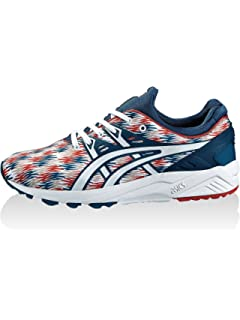 ASICS Gel-Kayano Trainer Evo, Baskets Basses Mixte Adulte  Asics ... 8fe69ae29d07
