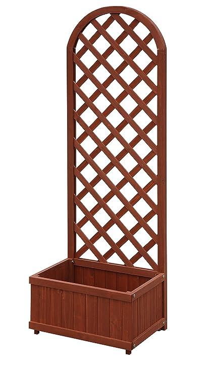 Amazoncom Convenience Concepts Garden Planter Box Garden Outdoor
