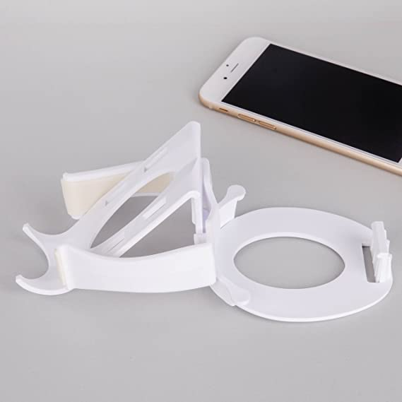baby bottle holder and smartphone accessory phone clip Swipe and Feed