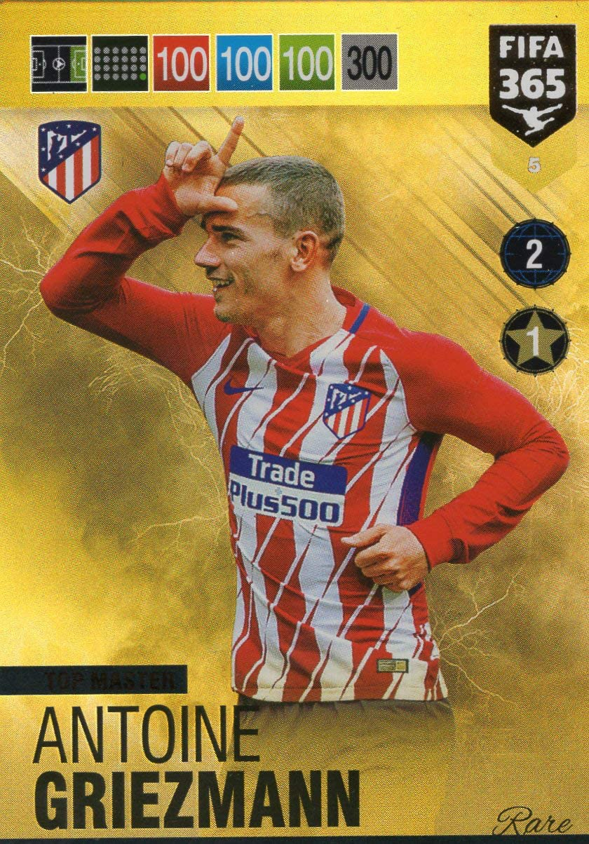 PANINI ADRENALYN XL FIFA 365 2019 # TOP MASTER//HARRIER # Sélectionner #