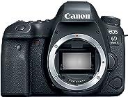 Canon EOS 6D Mark II Digital SLR Camera Body – Wi-Fi Enabled