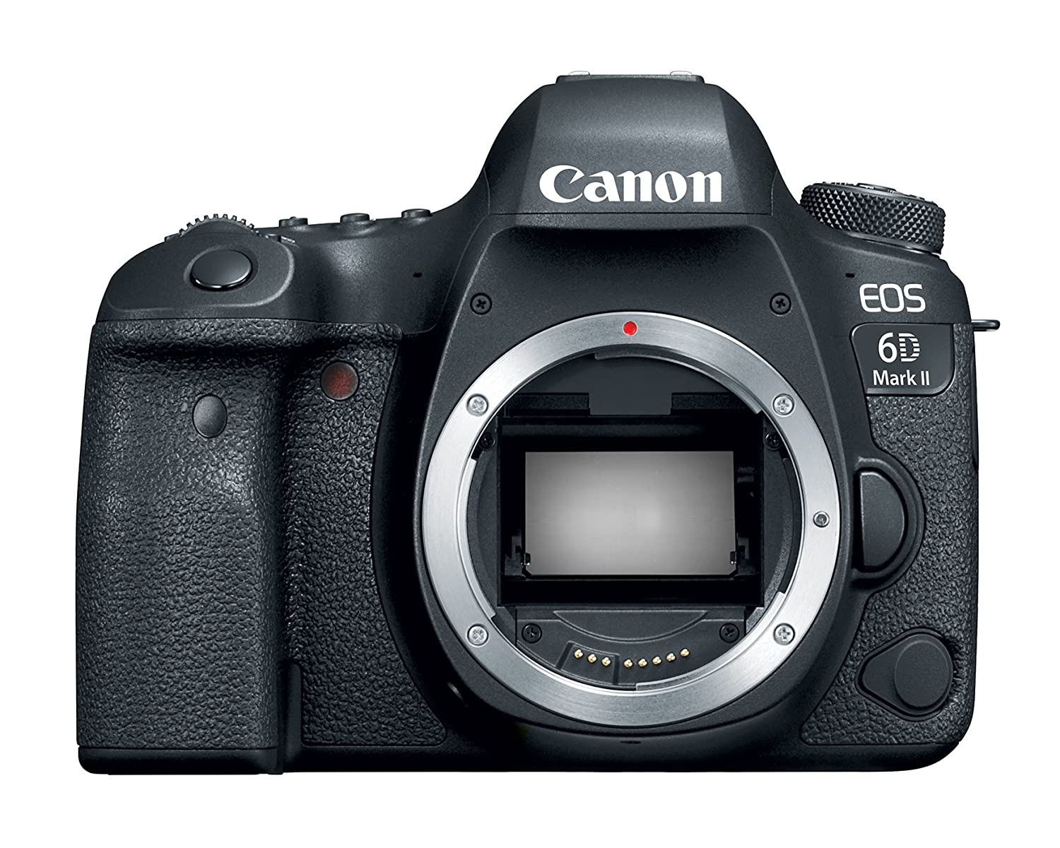 Canon EOS 6D Mark II Digital SLR Camera Body – Wi-Fi Enabled 1897C002