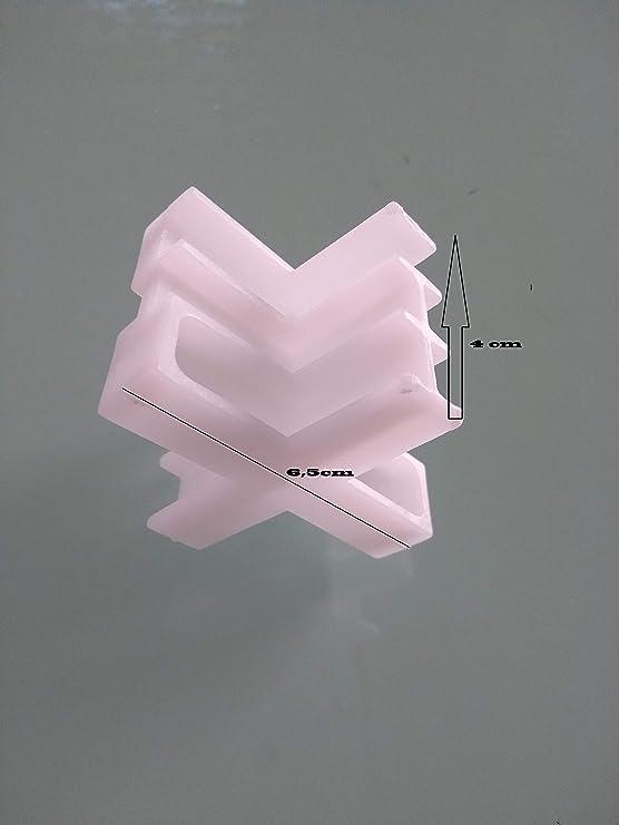 Separador Bloque vidrio 200 UDES: Amazon.es: Bricolaje y herramientas