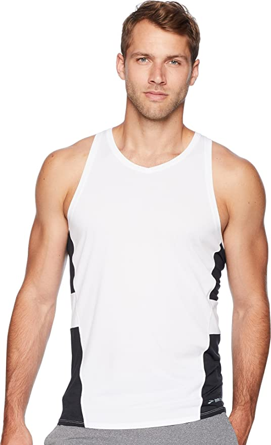 bf9c47f427ee6 Image Unavailable. Image not available for. Color  Brooks Men s Stealth  Singlet ...