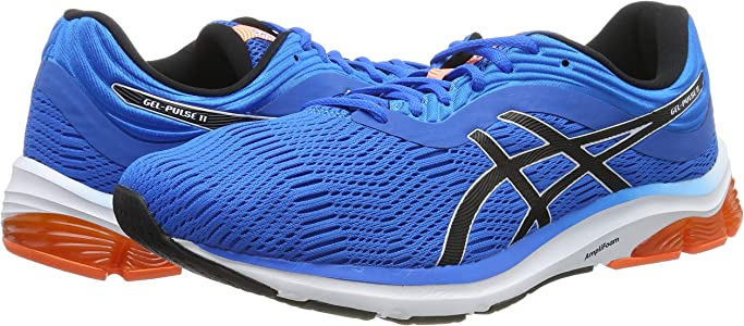 Asics Gel-Pulse 11, Zapatillas de Running para Hombre, Azul ...
