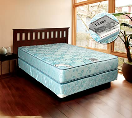 Amazon.com: Comfort Classic Gentle Firm Full Size Mattress And Box