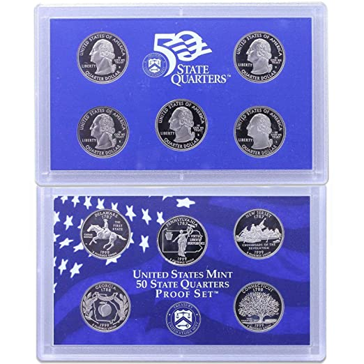 OGP Set Gem DCAM - 2014 Proof Quarter Parks 5 coins ATB Clad