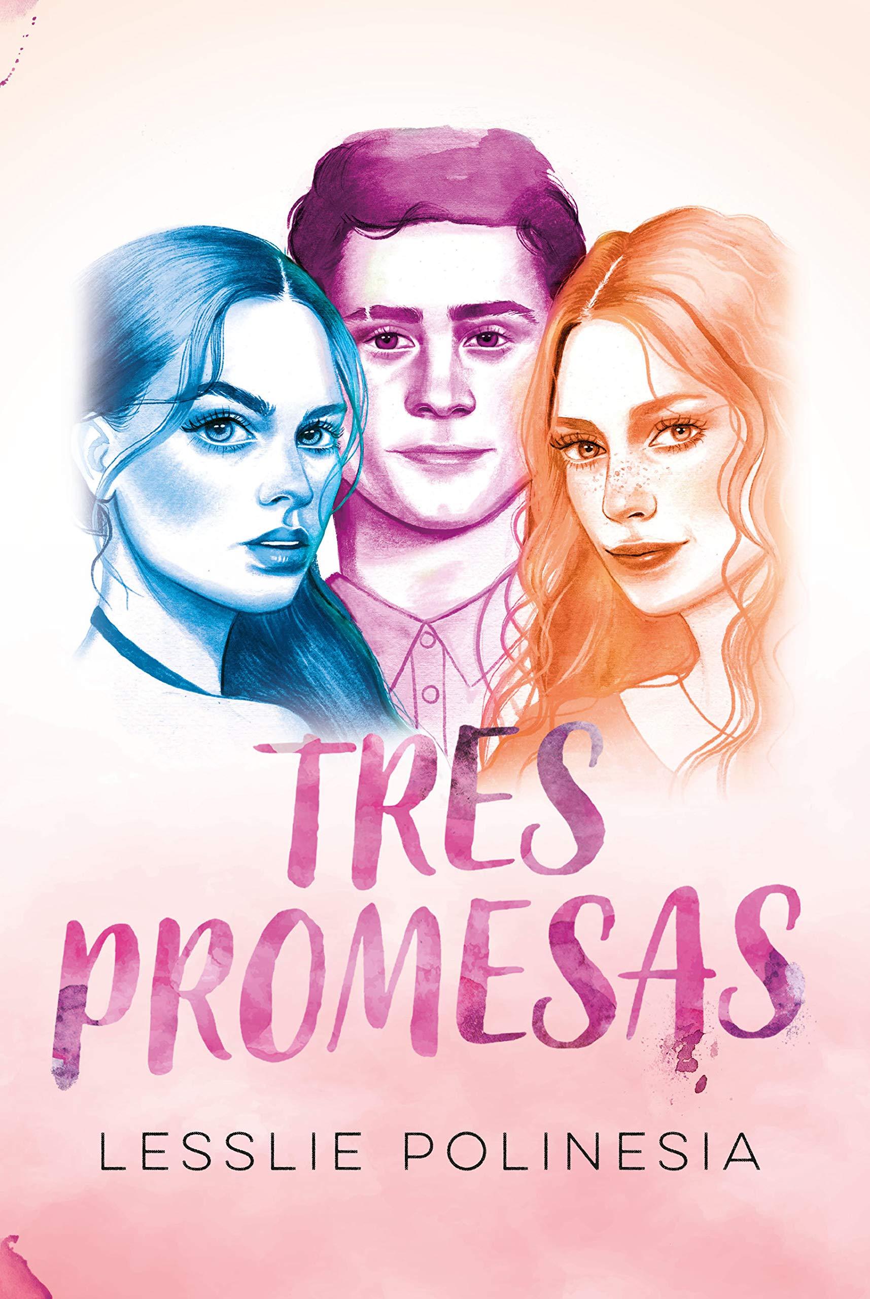 Tres Promesas Polinesia Lesslie Mx Libros