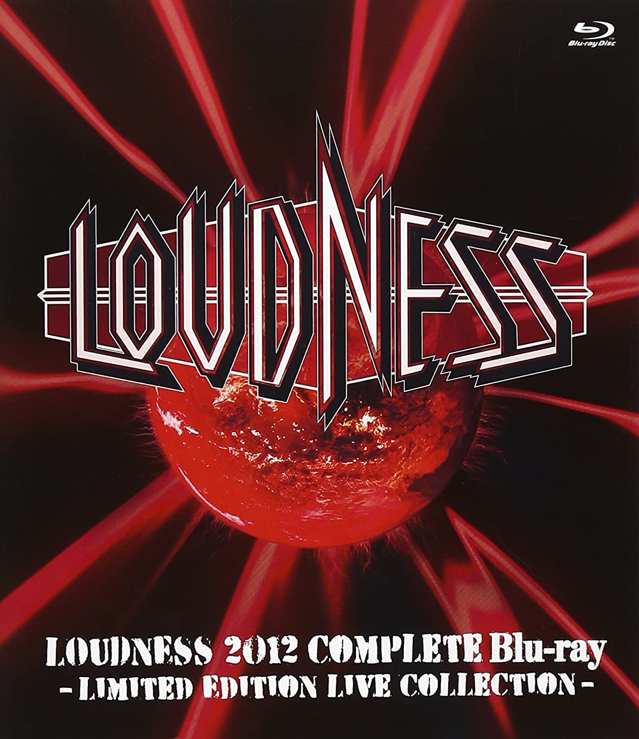 LOUDNESS 2012 Complete Blu-ray -LIMITED EDITION LIVE COLLECTION-【Blu-ray】 B00REQZHJ2