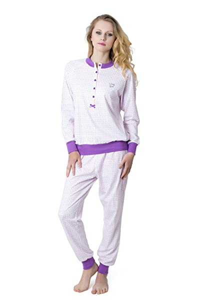 Pijama Largo Cachemire