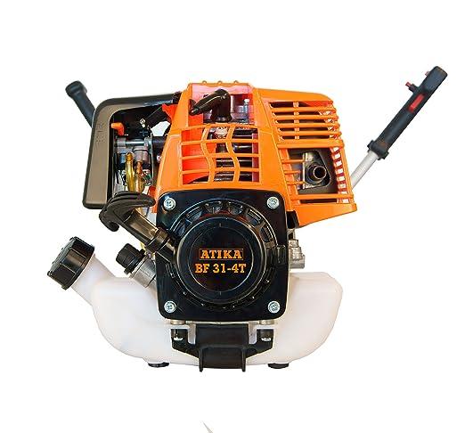 Atika Desbrozadora gasolina Desbrozadora (Motor Sense BF 31 - 4T ...