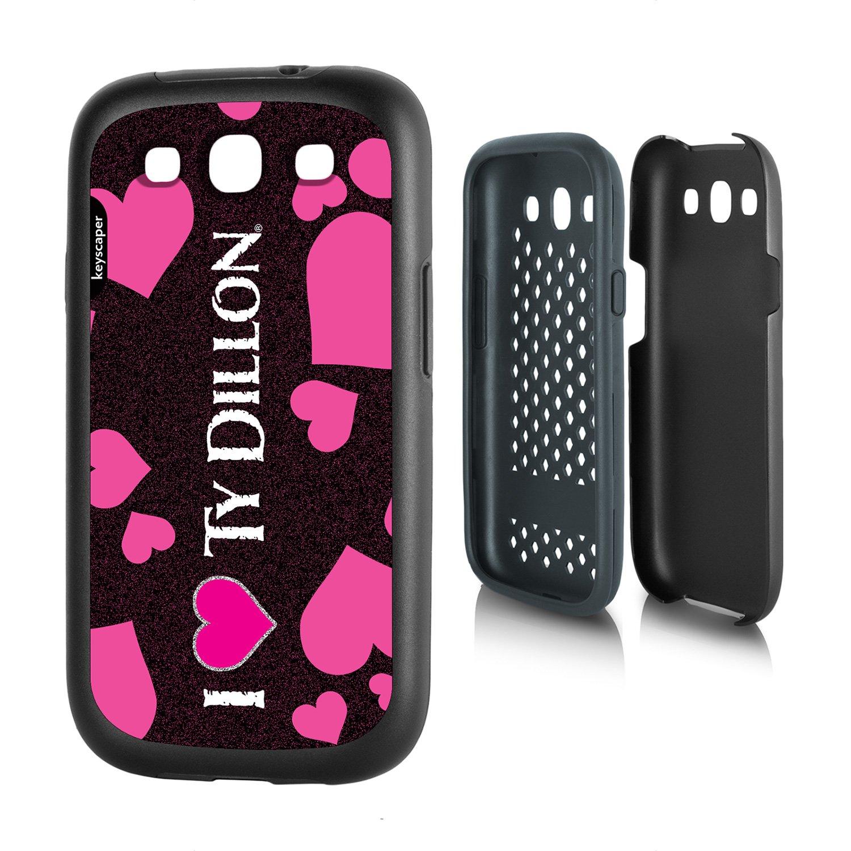高い品質 I Heart Ty Dillon s3 Galaxy Galaxy B00LOXVFRY Dillon s3 Rugged Case Officially Licensed by Nascar For The Samsung Galaxy s3 by Keyscaper ®耐久性2層保護衝撃吸収 B00LOXVFRY, モリヤマチョウ:0df1a1ac --- arianechie.dominiotemporario.com