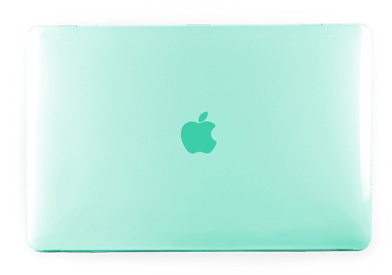 de Finales 2016 MyGadget Funda para Apple Macbook New Pro 13 Pulgadas Modelo A1706 // A1708 // A1989 con USB C /& Touch Bar Hard Slim Case Delgado Mac Rosa
