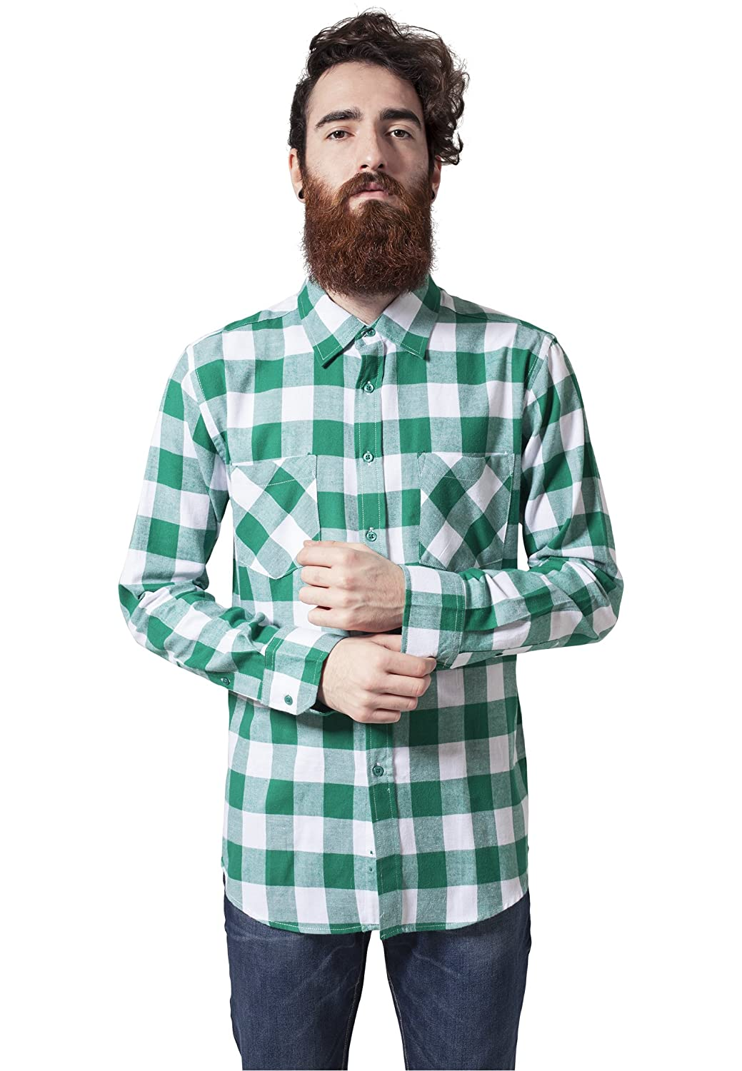 Urban Classic Men's Shirt Urban Classic Men' s Shirt TB297