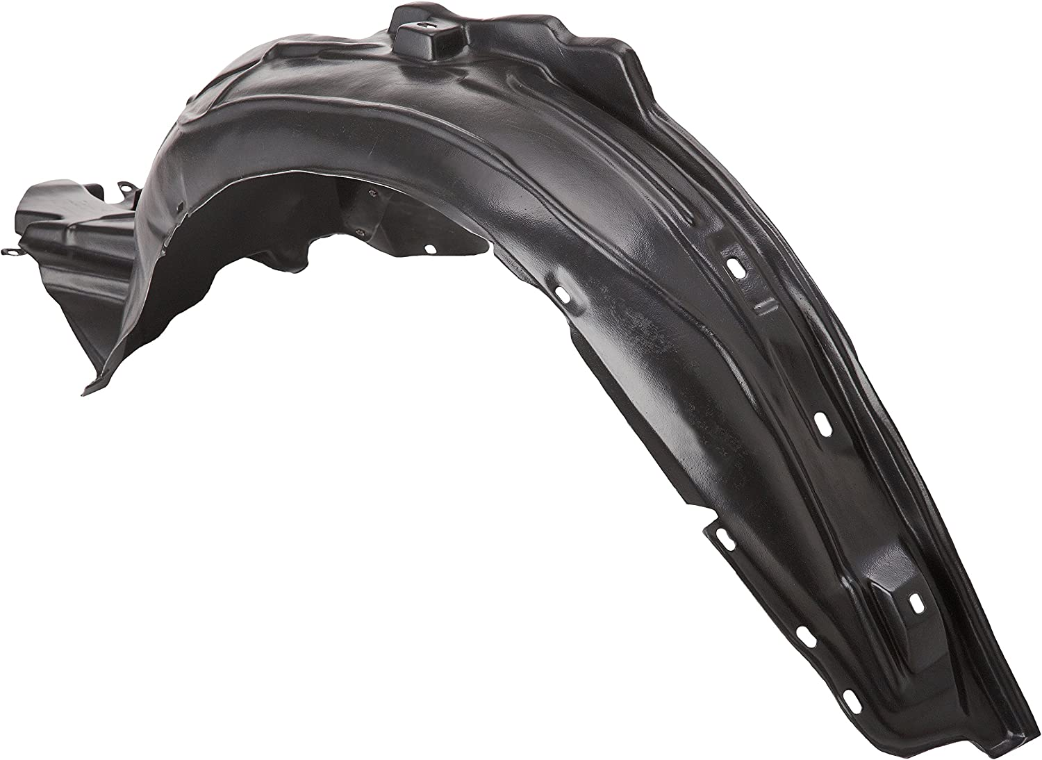OE Replacement Lexus IS300 Front Driver Side Fender Splash Shield Partslink Number LX1250102