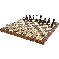 Albatros 947 - Turnier-Schachspiel nach Staunton 6, 55 x 55 cm