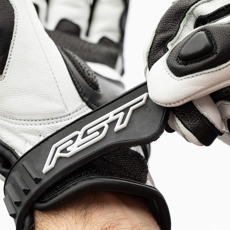 RST 2137 Tractech Evo Short Mens Glove In Black
