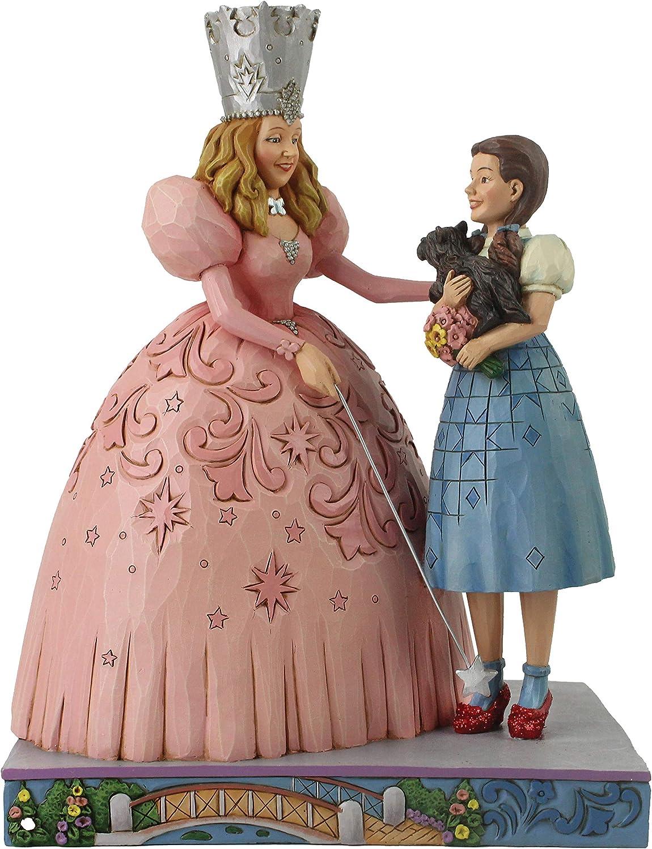 Resina Wizard of Oz Dorothy va in Kansas Taglia Unica Multi-Colour