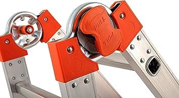Gierre - Gierre-al060-esc.telesópica aluminio 6+6 en131: Amazon.es: Bricolaje y herramientas