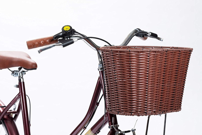 Insync Vienna Ladies Classic Bike Burgundy