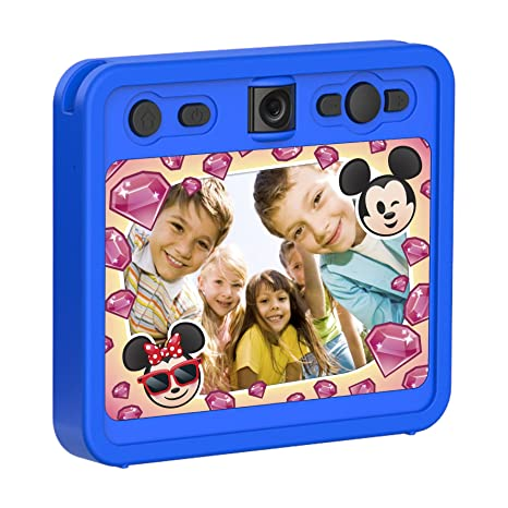 Amazon.es: Disney- Cámara Emoji, Color Azul (Cefa Tronic 112)
