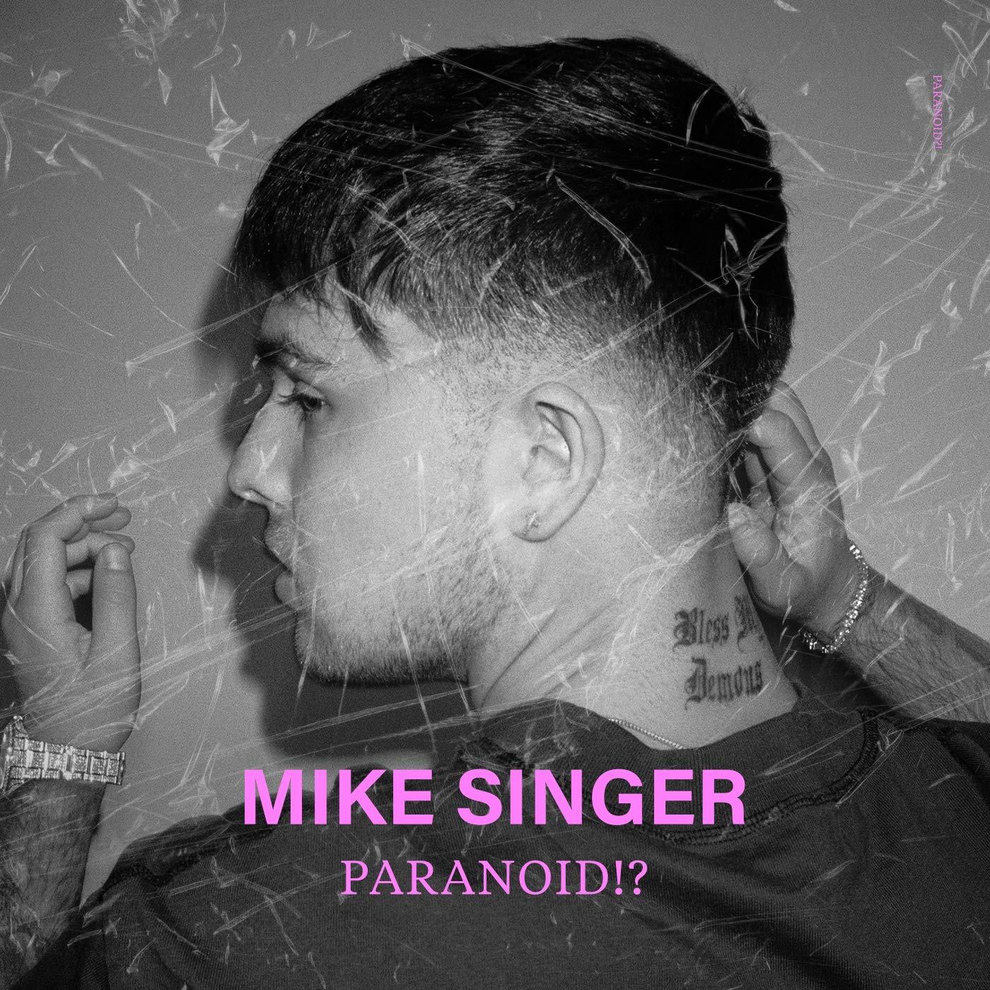 Singer Mike Paranoid Ltd Fanbox Amazon Com Music