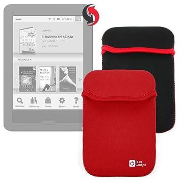 DURAGADGET Funda Reversible para Libro electronico eReader Tagus ...