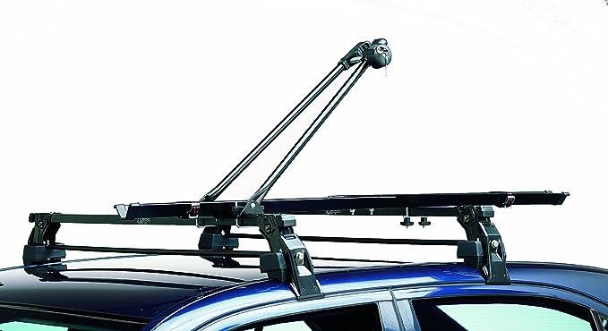 5 opinioni per Peruzzo PE 314 Portabici da Tetto, Top Bike Steel