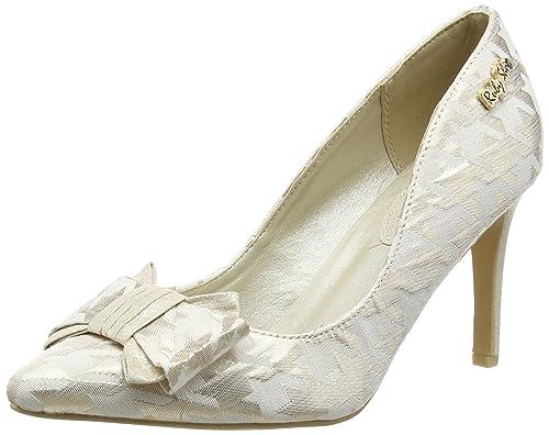 43 Ruby De Talla Dorado Tacón Mujer Color Shoojenna Zapatos nwAx8qPw4R