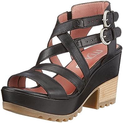 Womens 811004-0101-6002 Ankle Strap Sandals Mjus j4Kbn