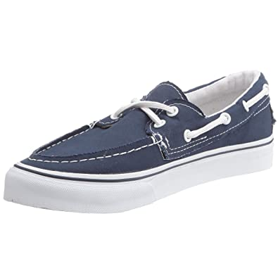 ad900868b02d7a Vans VANS ZAPATO DEL BARCO CASUAL SHOES 7 (NAVY TRUE WHITE)