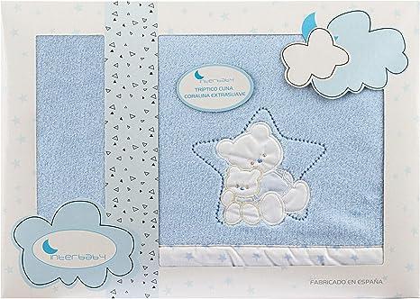 - Color: Blanco//Rosa Sabanas de Invierno CORALINA Extrasuave MINICUNA 50x80 - bajera+encimera+funda almohada OFERTA