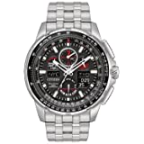 Citizen Eco-Drive JY8050-51E MenÕs SKYHAWK A-T World Time Analog/Digital Watch
