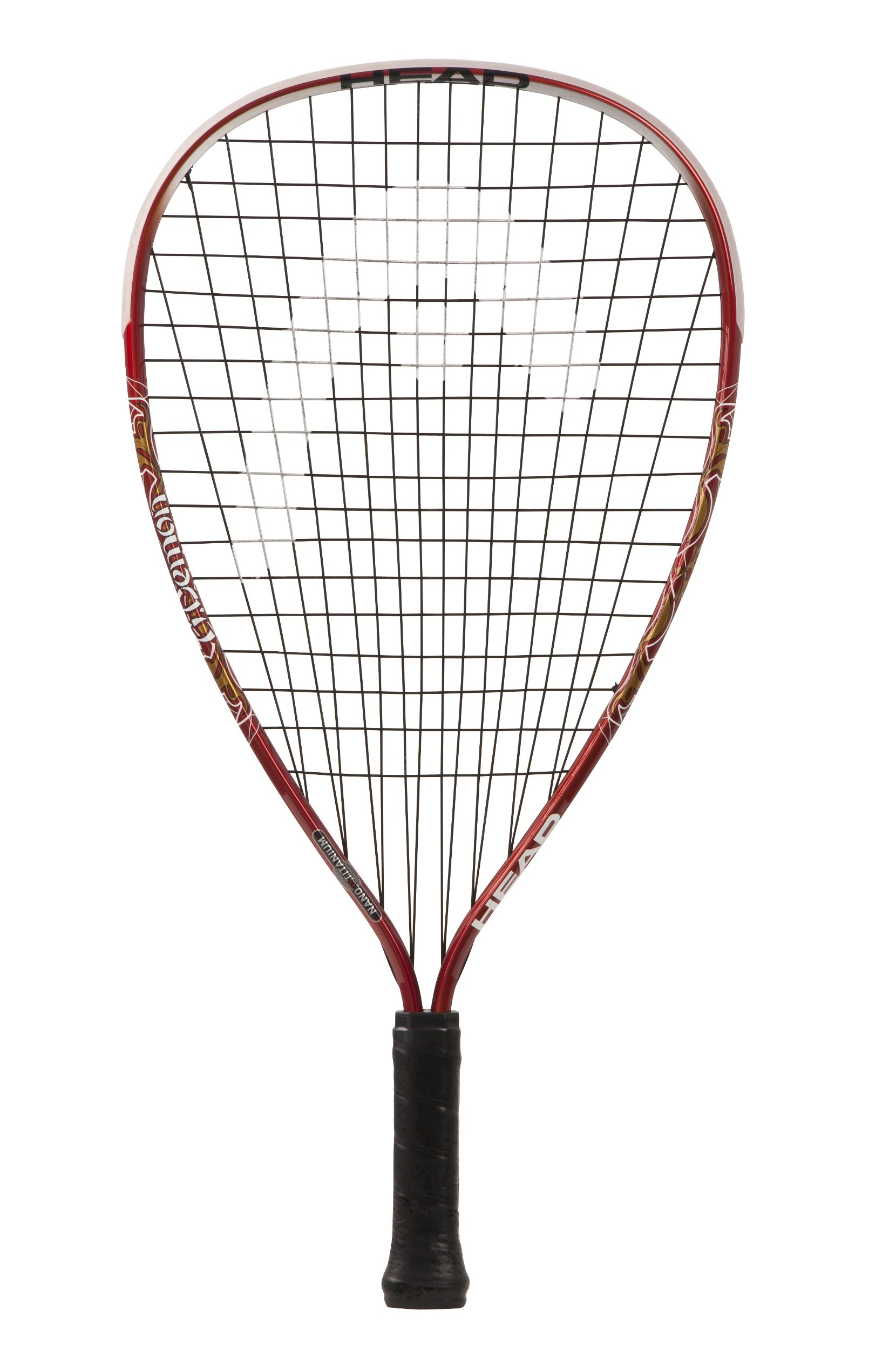HEAD Nano Ti.Demon Racquetball Racquet (Strung) by HEAD (Image #1)
