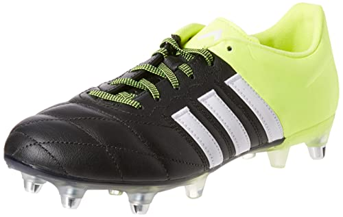 super popular 9c0ff d1d25 adidas Ace 15.2 SG Leather Mens Football Boots/Soccer Cleats