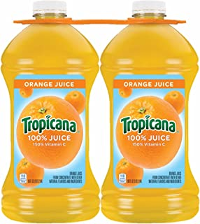 product image for Tropicana 100% Orange Juice, 2 pk./96 fl. oz. (pack of 6)