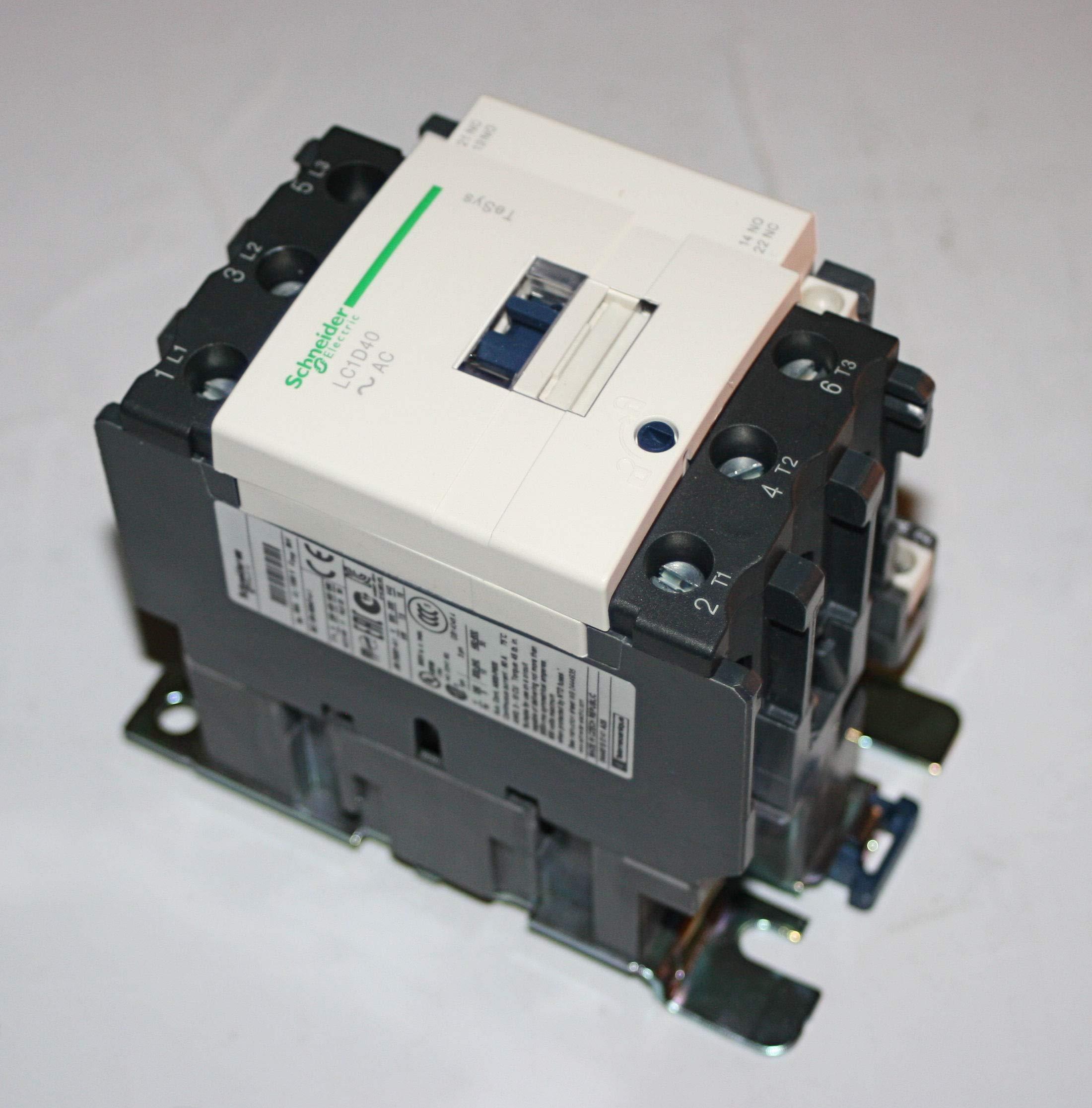 York Controls 024-34307-0 OEM 40A 3P Contactor