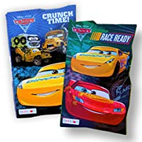 Disney Baby Toddler Board Books - Set of 2 (Disney Cars Board Books)