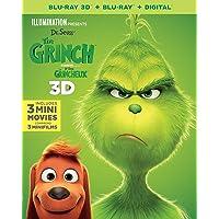 Illumination Presents: Dr. Seuss' The Grinch [Blu-ray] (Sous-titres français)