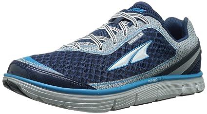Altra Hombres Instinct 3.5 Zapatillas para Correr - Azul/Plata, 43 EUR