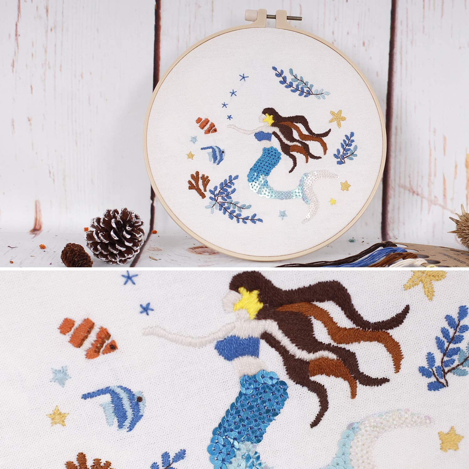 17 Impeccable Hand Embroidery Designs | Sewing Tips, Ideas, And Guide
