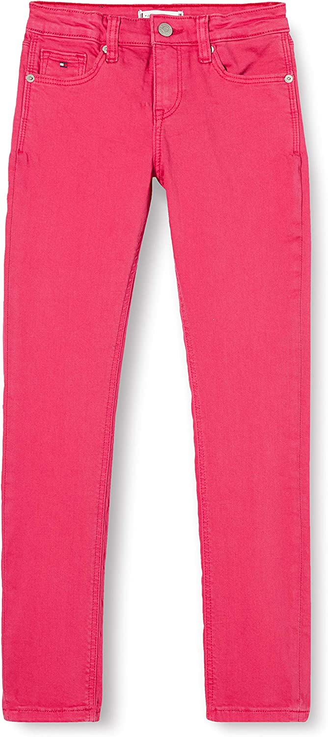 Tommy Hilfiger Nora RR Skinny Socdst Jeans Bambina