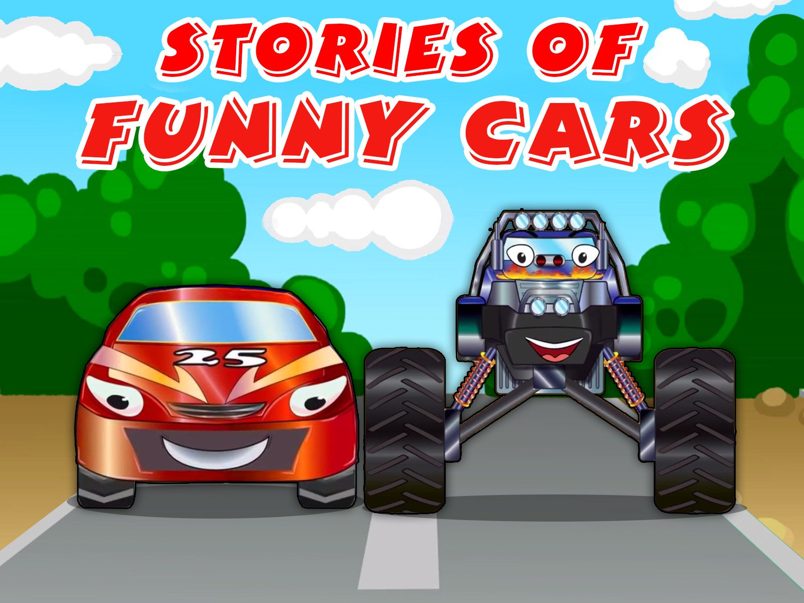 Stories of Funny Cars on Amazon Prime Video UK