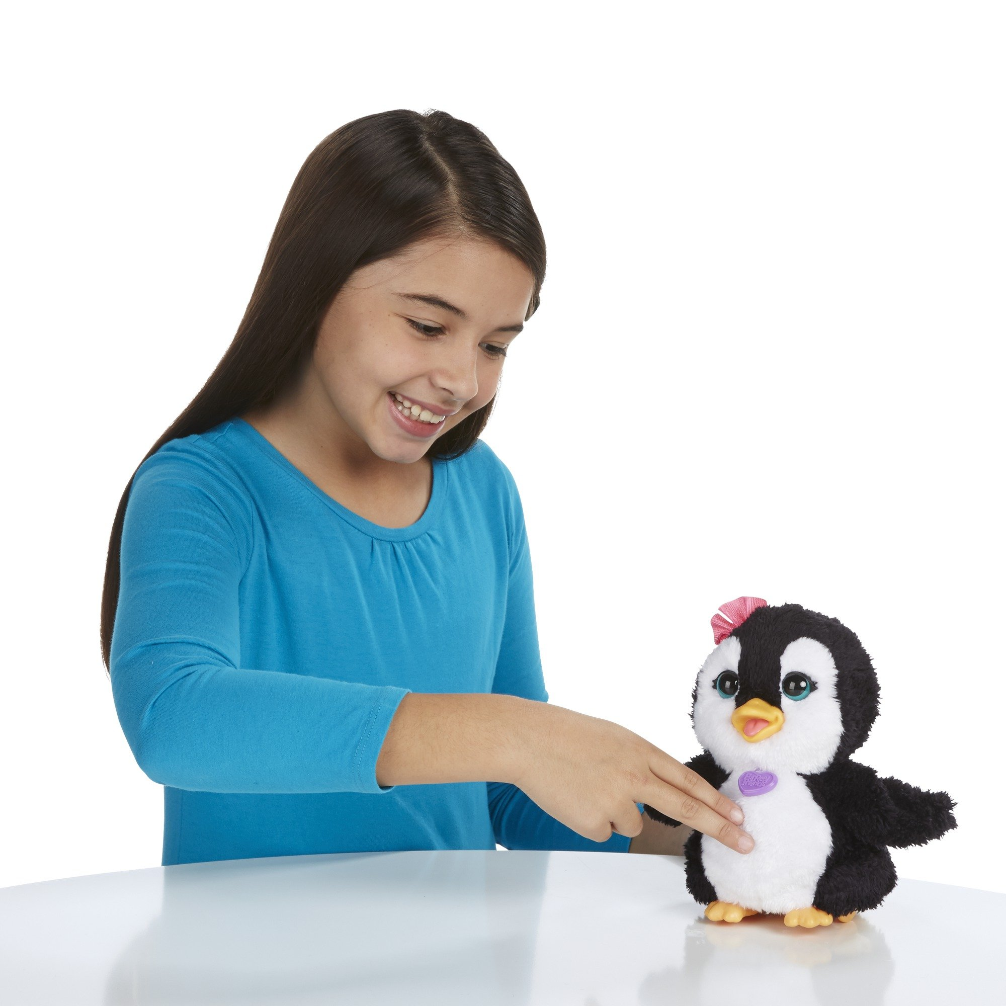 FurReal Friends Happy to See Me Pets Piper, My Dancing Penguin Pet by FurReal (Image #5)