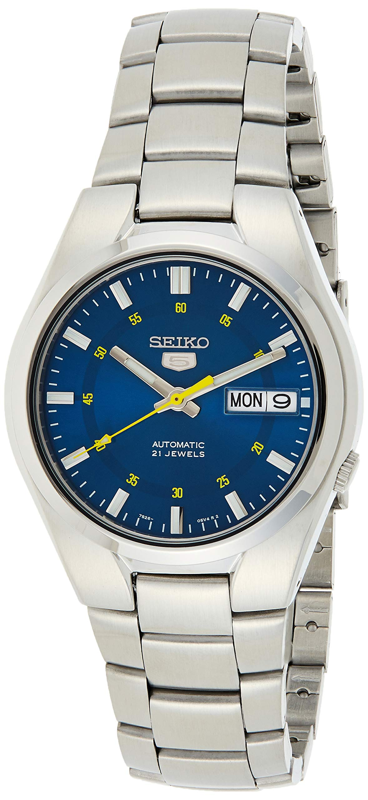 Men's SNK615 Automatic Stainless Steel Watch