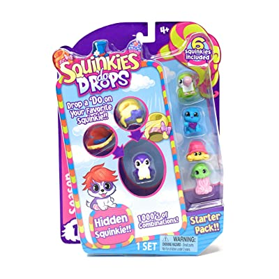 Blip Toys New 2016 Squinkies -Do Drops- Starter Pack - Season 1: Toys & Games