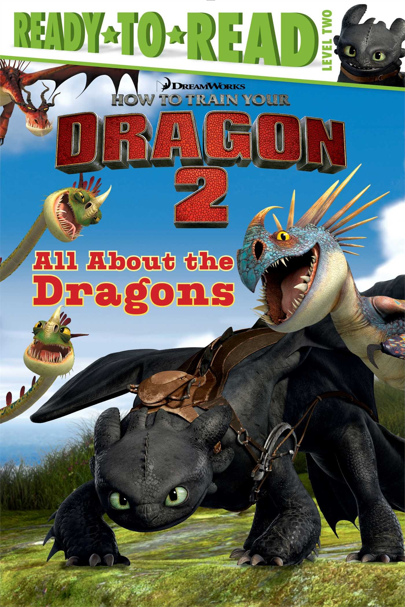 All about the Dragons How to Train Your Dragon 2 Amazoncouk