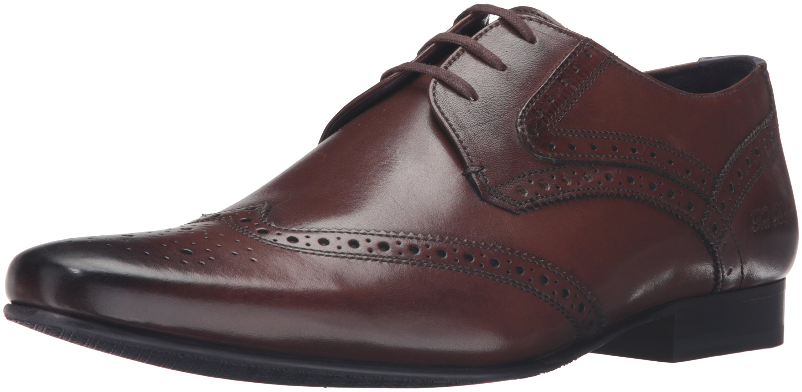 Ted Baker Men's Hann 2 Oxford, Brown, 9.5 D(M) US