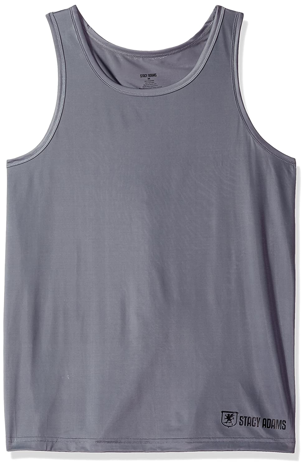 Stacy Adams Hombres Stacy Adams Mens Regular Tank Top Parte superior de pijama : Amazon.es: Ropa y accesorios